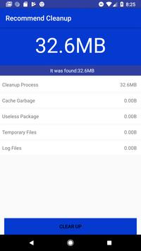 Mobile Cleaner Lite apk screenshot