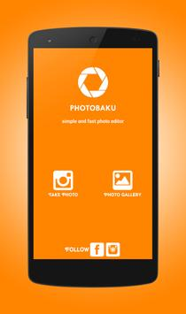 Simple Photo Editor poster