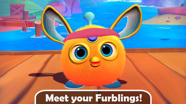 Furby Connect World poster
