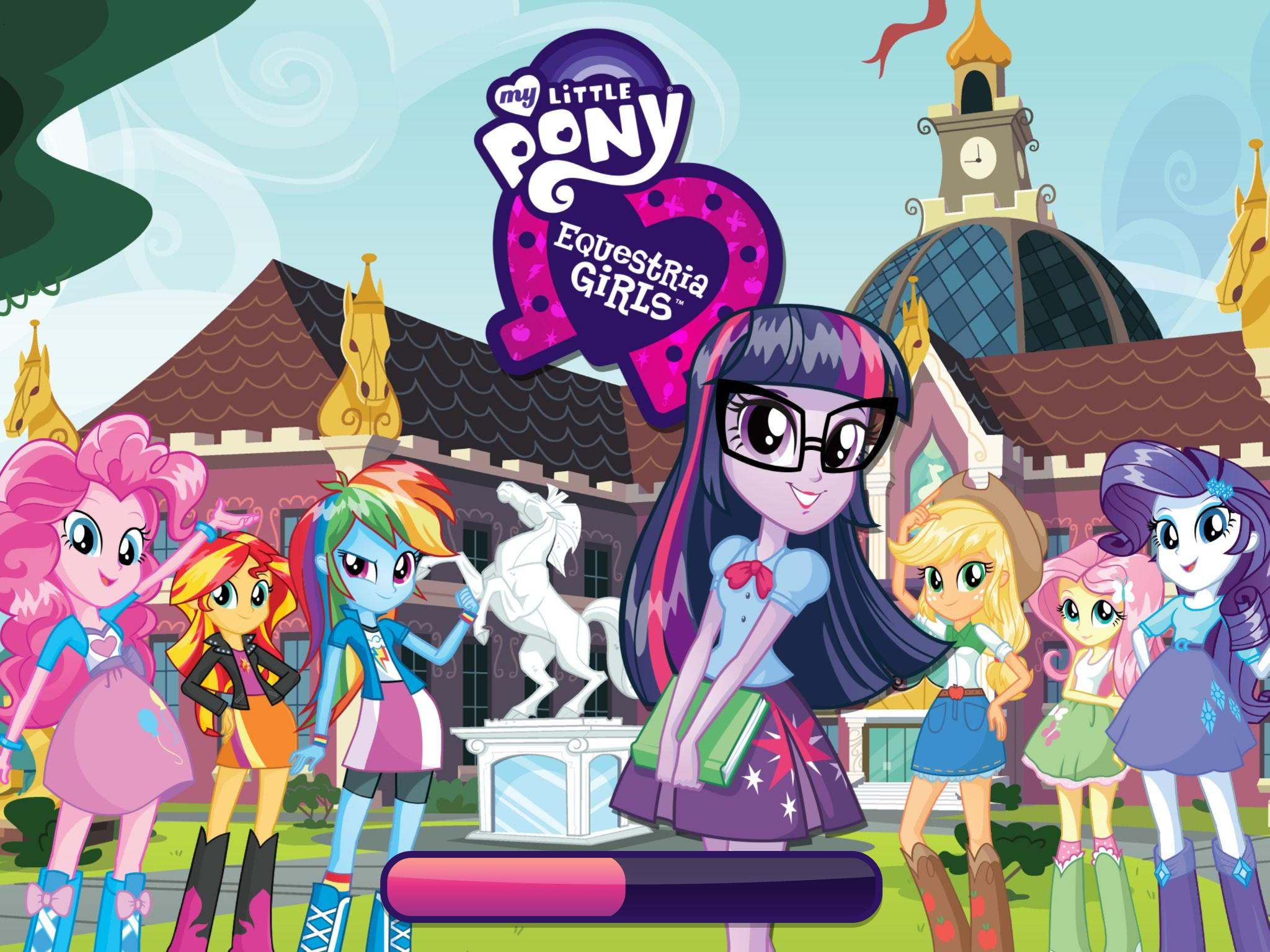 Equestria Girls For Android Apk Download