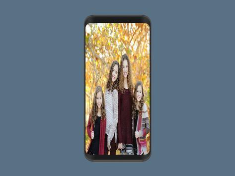 Wallpapers HD For Haschak Sisters screenshot 2