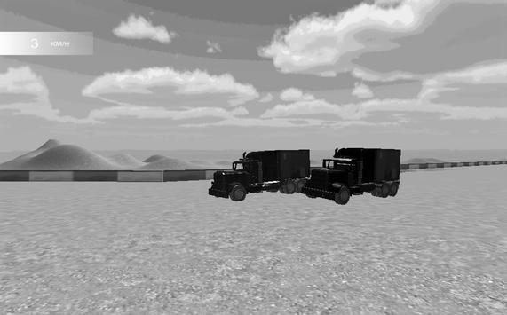 Truck Racer Simulator poster