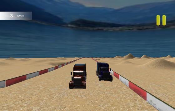 Truck Racer Simulator apk screenshot