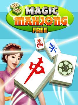Magic Mahjong Match Puzzle poster