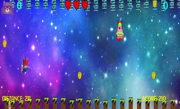 Raccoon Sky Warrior screenshot 3