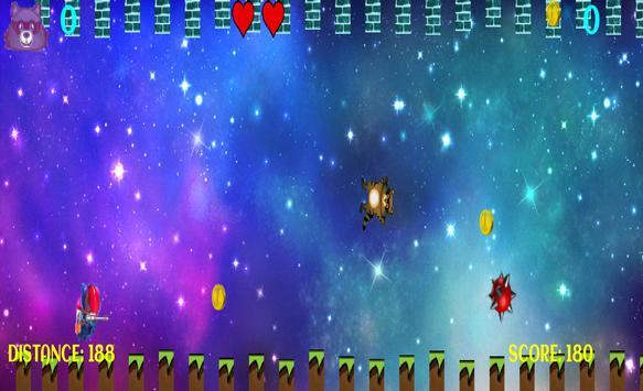 Raccoon Sky Warrior screenshot 7