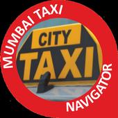 Mumbai Taxi Navigator icon