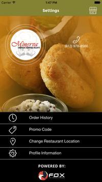 Minerva Indian Restaurant apk screenshot