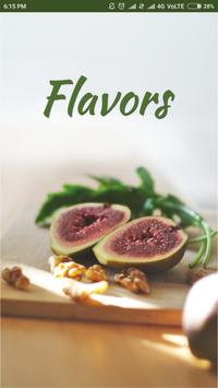 Flavors By Golden Crown poster