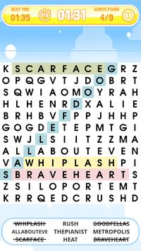 Word Search poster