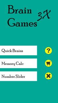 Brain Games 3X Free poster