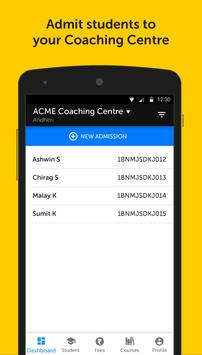 HashLearn360 for Admin of Coaching Centres screenshot 3