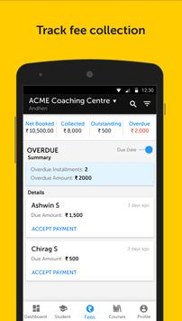 HashLearn360 for Admin of Coaching Centres poster