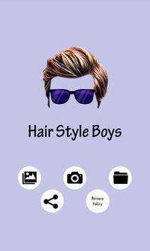 Hair Style Boys poster