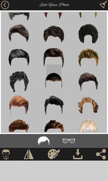 Hair Style Boys screenshot 1