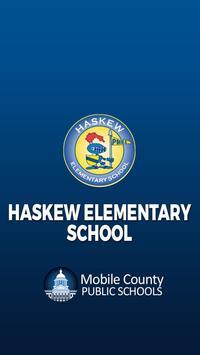 Haskew Elementary School poster