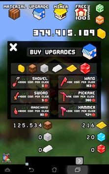 ClickCraft - Tap to Mine screenshot 1