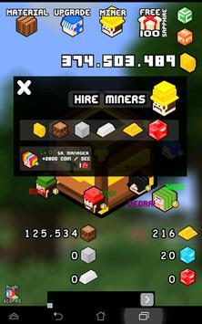 ClickCraft - Tap to Mine screenshot 2