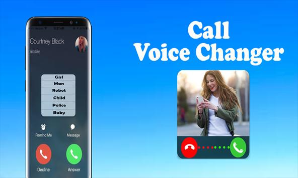 Call Voice Changer screenshot 1