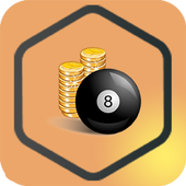 Pool Rewards - Daily Free Coins आइकन