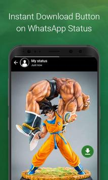 Instant Status Downloader - Whatsapp स्क्रीनशॉट 1