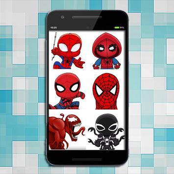 How To Draw Spiderman Homecoming screenshot 7