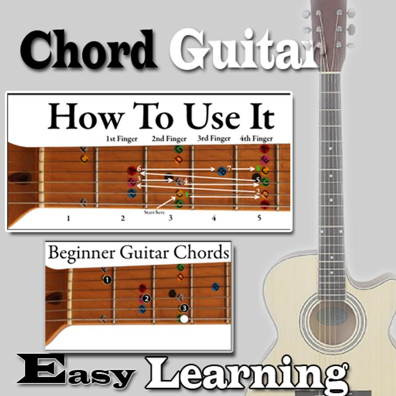 Easy Beginner Chords Guitar APK Download - Free Books & Reference ...