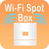 Wi-Fi Spot Box (WSB) icon