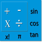 Scientific Calculator Plus icon