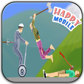 Happy Mobile Wheelz Game icon