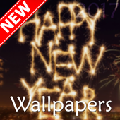 Install free App action happy new year 2017 wallpaper APK android