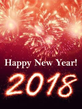 happy new year 2018 screenshot 4
