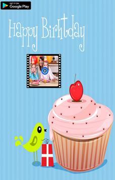 Happy Birthday Video Music apk screenshot