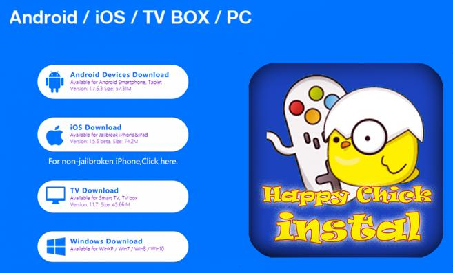 New happy chick plus instaling guide for Android - APK Download