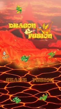 Dragon fusion poster
