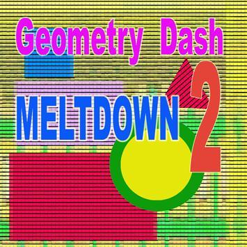 Tricks Geometry Dash Meltdown2 poster