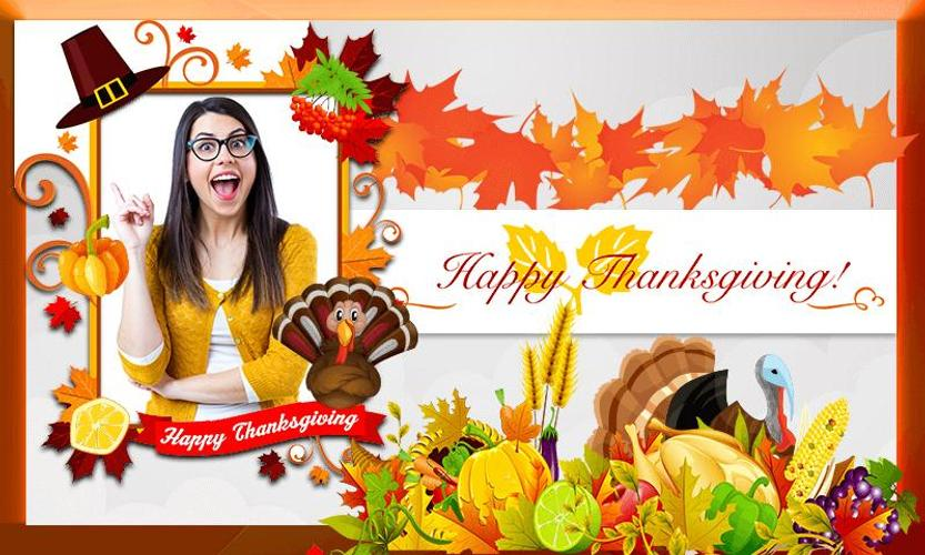 Happy Thanksgiving Photo Frames for Android - APK Download