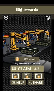 Free Bitcoin! Factory screenshot 2