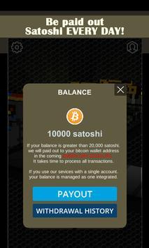 Free Bitcoin! Factory screenshot 8