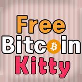 Free Bitcoin! Kitty icon