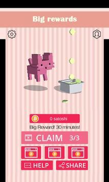 Free Bitcoin! Kitty screenshot 6