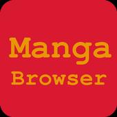 App Comics android Manga Browser - Manga Reader online gratis