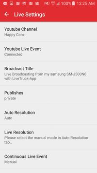 LiveTruck apk screenshot