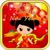 Chinese New Year Wallpaper icon