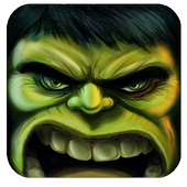 Paint Green Giant icon