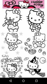 Paint Katty poster