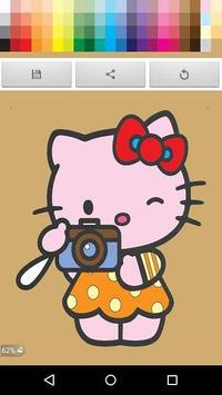 Paint Katty apk screenshot