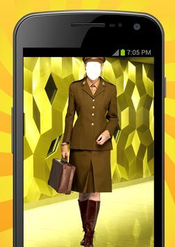 Uniform Model Photo Maker screenshot 9
