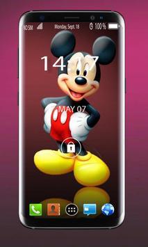 HD Wallpaper  Mickey & Minnie screenshot 4