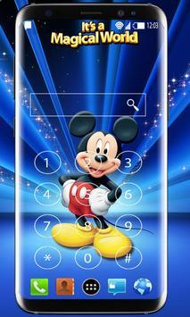 HD Wallpaper  Mickey & Minnie poster